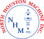 North Houston Machine Logo